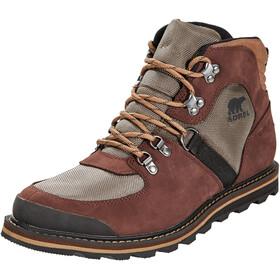 Sorel Madson Sport Hiker Buty Mężczyźni, mud